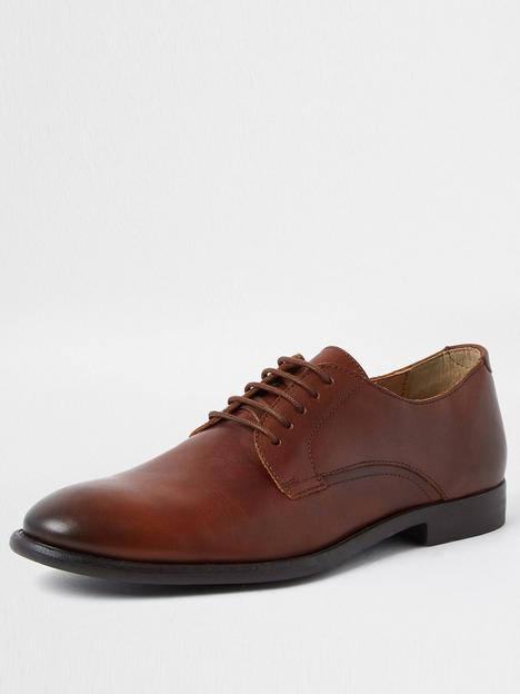 river-island-leather-casual-shoe-tan
