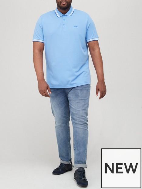 boss-big-amp-tall-paddy-tipped-collar-polo-shirt-bright-bluenbsp