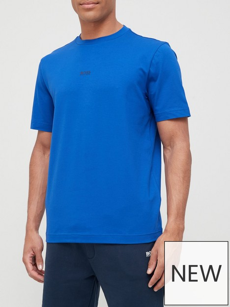 boss-tchup-centre-logo-t-shirt-medium-blue