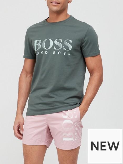 boss-uvnbspprotection-beach-t-shirt-army-green