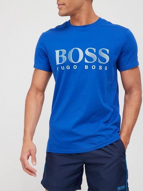 boss-uvnbspprotection-beach-t-shirt-cobalt-bluenbsp