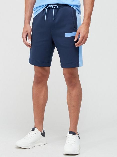 boss-headlo-batch-logo-jersey-shorts-navynbsp