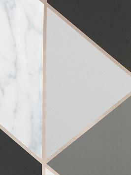 sublime-marble-geo-charcoal-wallpaper