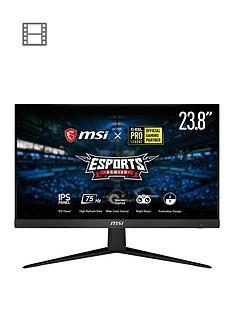 msi-optix-g241v-238-inch-full-hd-ips-4ms-75hz-amd-freesync-flat-gaming-monitor-black