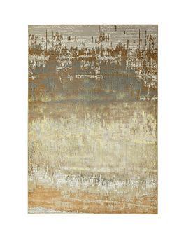 asiatic-aurora-rug-gold