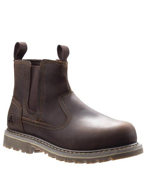 amblers-safety-alice-boots-brown