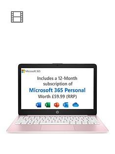hp-streamnbsp11-ak0019na-laptop-116in-hdnbspintel-celeron-n4020nbsp4gb-ramnbsp64gb-hd-pink
