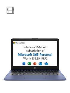 hp-stream-11-ak0021na-intel-celeron-n4020-4gb-64gb-hd-laptop-blue