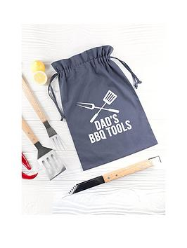 Personalised Bbq Tool Kit