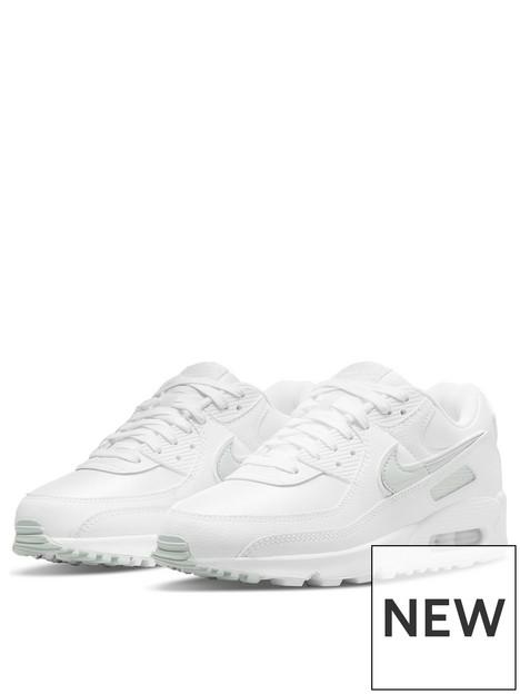 nike-womens-air-max-90-whitegreen