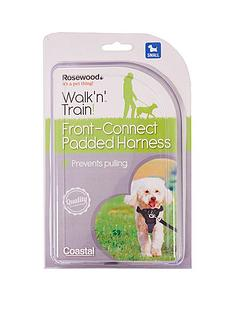 rosewood-front-connect-padded-dog-harness