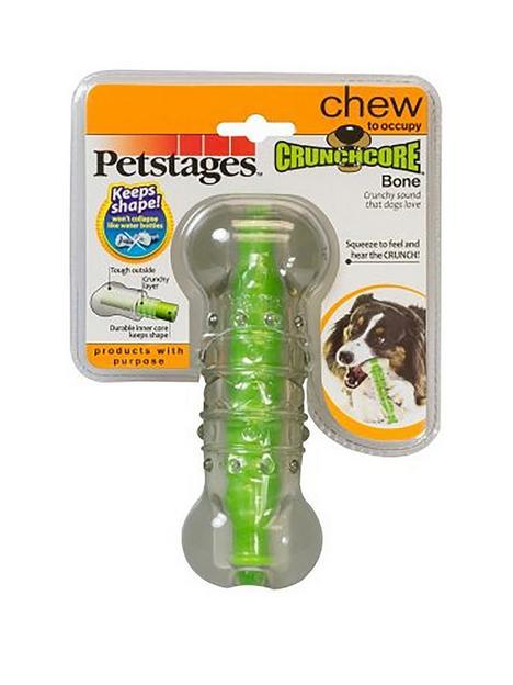 rosewood-petstages-crunchcore-bone-dog-chew-toy-medium-13cm