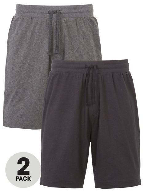 very-man-value-jersey-short-2-pack-blackgrey