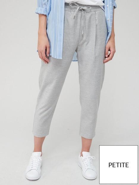 ri-petite-flannel-jogger-grey