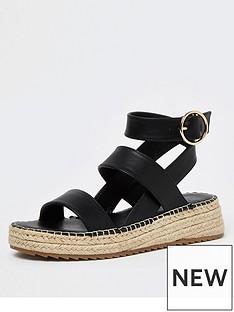 river-island-chunky-wedge-sandal-black