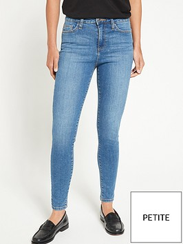 v-by-very-new-shortnbspflorence-high-rise-skinnynbspjeans-mid-wash