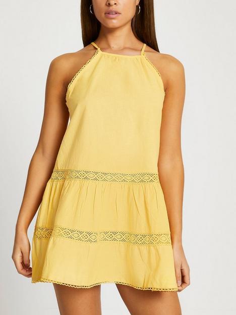 river-island-mini-swing-dress-yellow