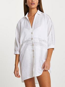 river-island-oversized-shirt-dress-white