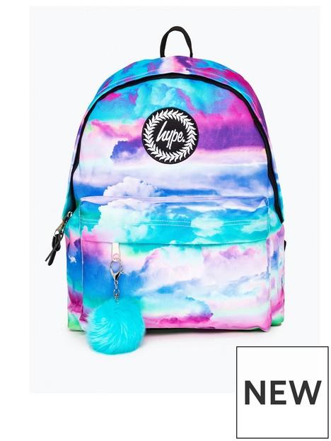 hype-girls-dark-cloud-fade-backpack-multi