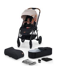 kinderkraft-stroller-evolution-cocoon-2in1-bird-pattern