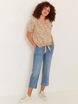 fatface-sarah-gathered-floral-blouse-multi