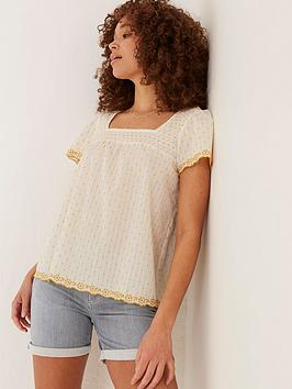 fatface-catherine-square-neck-blouse-ivory