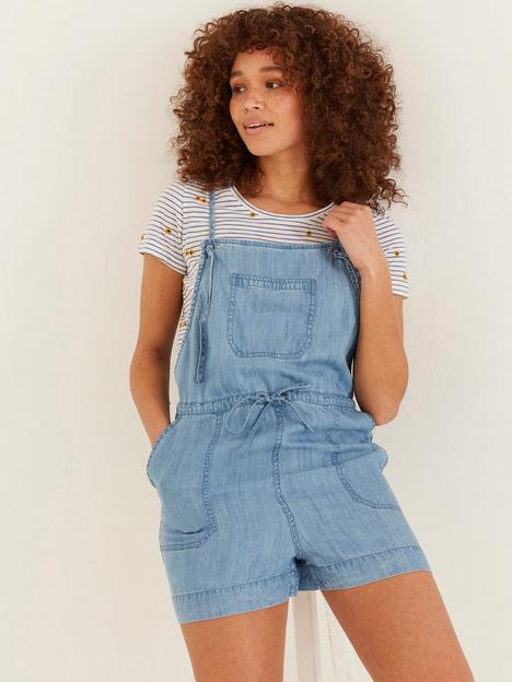 fatface-shortie-dungaree-chambray-playsuit-blue