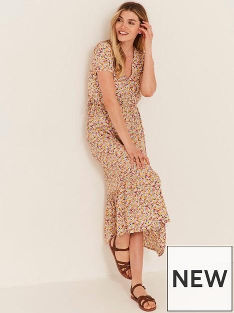fatface-rochelle-floral-print-gathered-midi-dress-multi