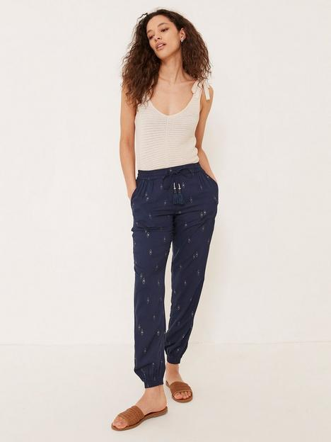 fatface-lyme-ikat-foil-cuffed-trousers-navy