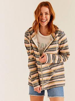 fatface-norah-stripe-zip-through-hoodie-grey-marl