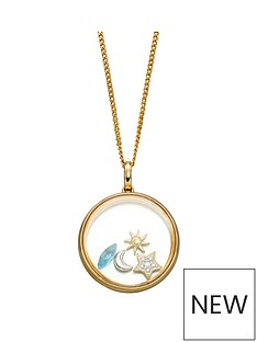 love-gold-9ct-yellow-gold-floating-astrological-pendant-with-blue-topaz-and-diamond-length-41-46cm