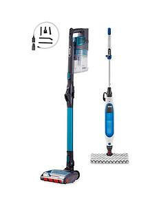 shark-iz201ukt-anti-hair-wrapnbspcordless-vacuum-cleaner-amp-s6001uk-steam-mop-amp-free-car-kit-bundle
