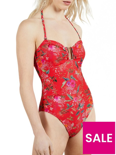 ted-baker-u-bar-swimsuit-bright-pink