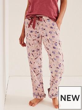 fatface-seashore-classic-pyjama-pant-rose-pink