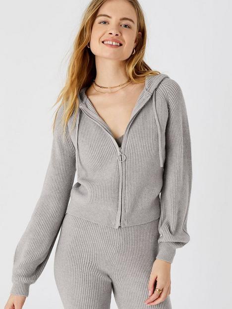 accessorize-lounge-knit-rib-zip-hoody