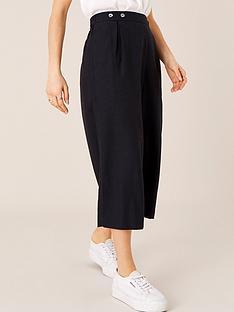 monsoon-linen-blendnbspcrop-trouser-black
