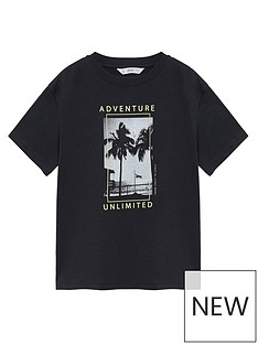 mango-boys-malibu-t-shirt-black