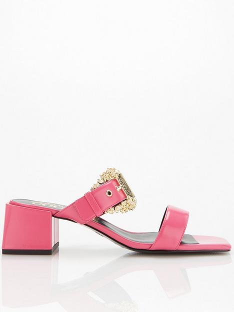 versace-jeans-couture-logo-buckle-block-heel-sandals-pink