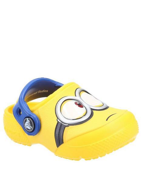crocs-funlab-minions-clog-yellow