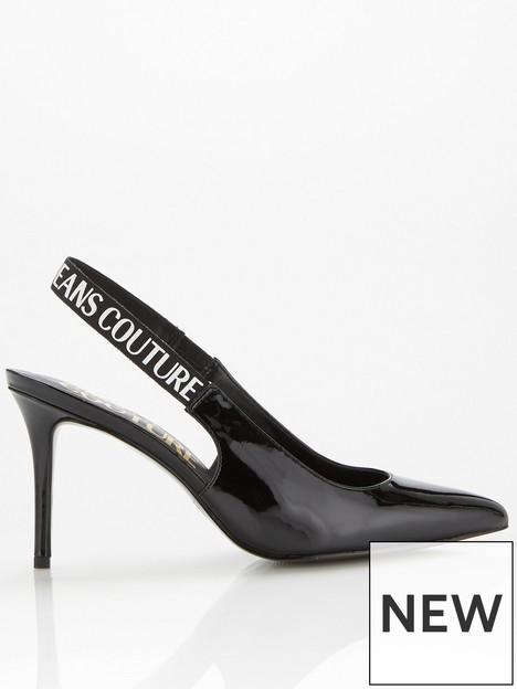 versace-jeans-couture-scarlettnbsppatent-logo-slingbacknbspheelsnbsp--black