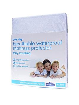 downland-terry-waterproof-deep-mattress-protector-30cmnbspdepth