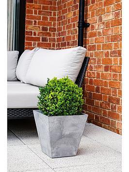 ivyline-pot-ella-grey-planter-h34cm