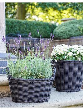 ivyline-polyrattan-willow-lined-planter-h40cm-d36cm