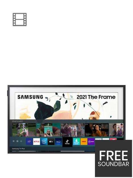 samsung-2021-43-inch-the-frame-art-mode-qled-4k-hdr-smart-tv
