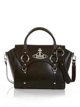 vivienne-westwood-betty-medium-handbag-black