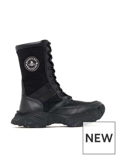 vivienne-westwood-vegan-lightweight-lace-up-hiker-boot-black
