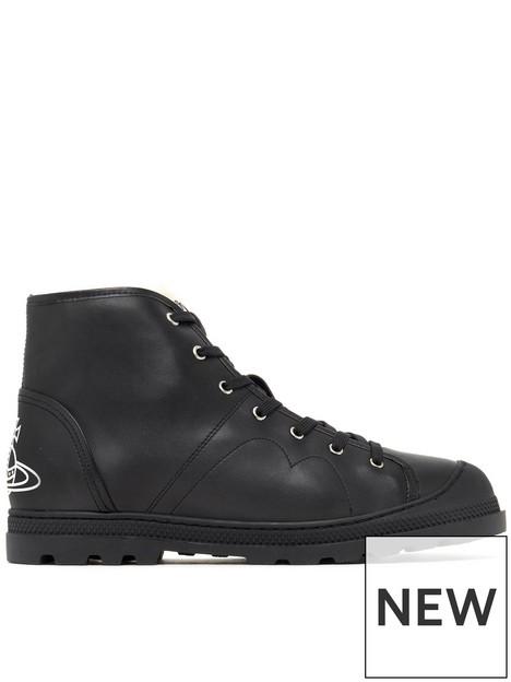 vivienne-westwood-vegan-lace-up-boot-black
