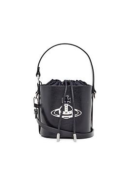 vivienne-westwood-betty-small-bucket-bag-black