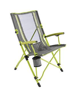 coleman-bungee-chair-lime