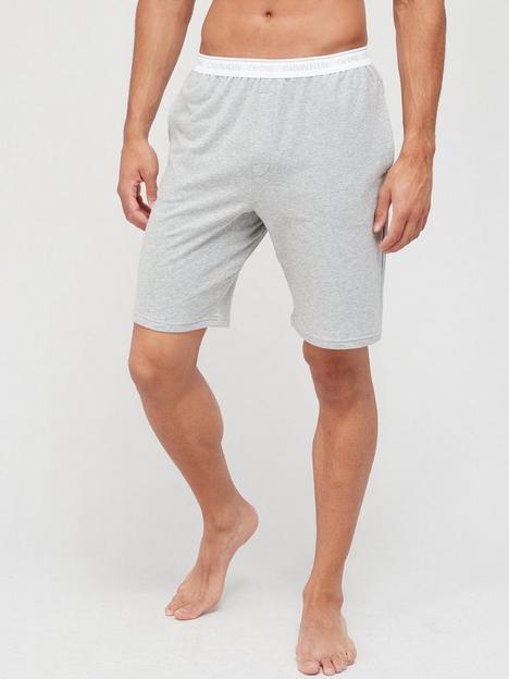 calvin-klein-ck-one-lounge-terry-shorts-grey-heathernbsp